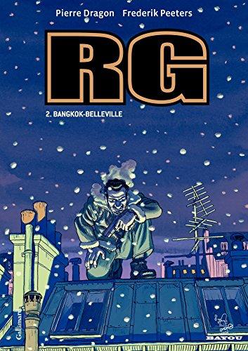 RG (Tome 2) - Bangkok-Belleville (French Edition) eBook: Dragon, Pierre, Peeters, Frederik: Amazon.es: Tienda Kindle