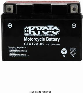 Bater/ía Moto Lithium YTX12-BS UN38.3 12V 3.5Ah Electhium