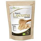 MySuperFoods Polvo de Lucuma orgánica 200g, Fuente Natural de Antioxidantes