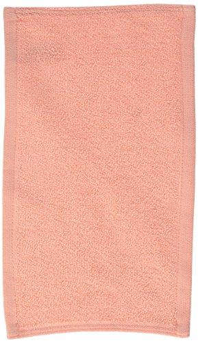 Comair 3140109 Lot de 25 serviettes pour les yeux Pêche 30 x 15 cm