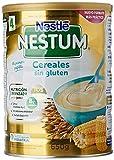 Nestlé Papillas Nestum Cereales para Bebé Papilla sin Gluten, 650g