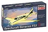 ミニクラフト 1/48 ビーチクラフト ボナンザ F-33 プラモデル MC11694