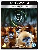 Seven Worlds One Planet [Edizione: Regno Unito] [Blu-ray]