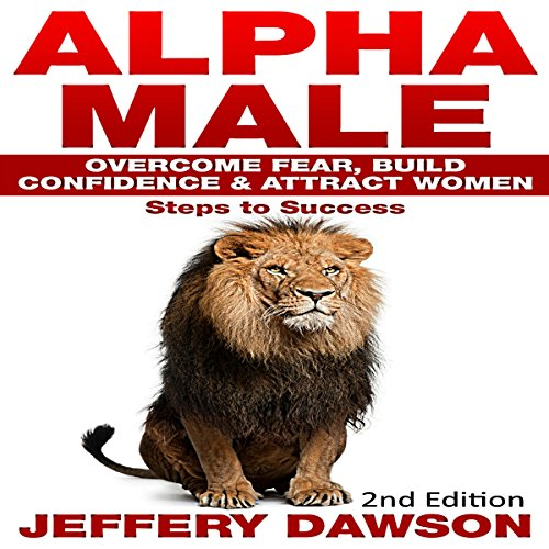 Alpha Male audiobook cover art