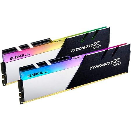 G.Skill DIMM 32 Go DDR4-3600 Kit de Mémoire RAM DDR4-3600 F4-3600C16D-32GTZNC, Trident Z