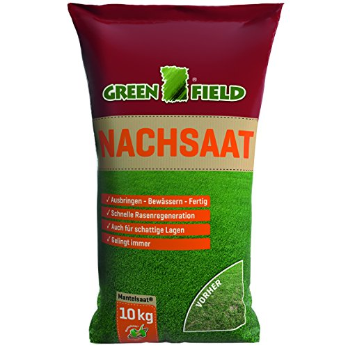Greenfield 17819 Sursemis pour réparation de pelouse Sac de 10 kg