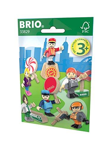 BRIO 33829–Figuren zum Sammeln, Serie 1