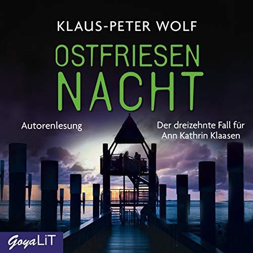 Ostfriesennacht audiobook cover art