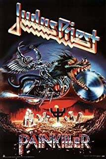 unity One Poster Judas Priest (Painkiller) Music 12 x 12 inch Poster Rolled