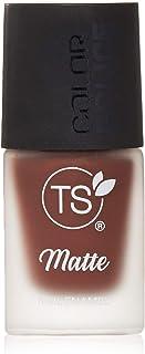 TS Nail Enamel - Matte Collection, I Like You A Latte, 9 ml