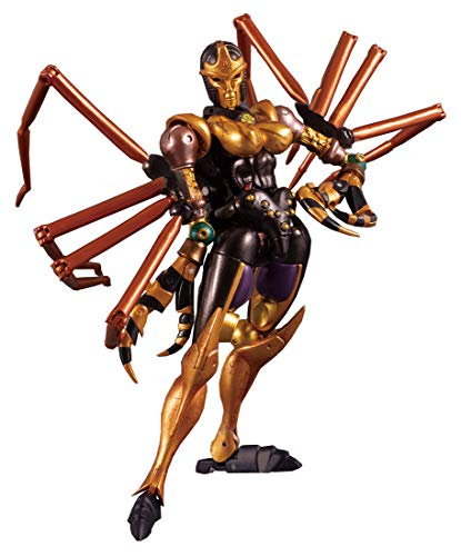 Takaratomy MP-46 Black Widow (Beast Wars) Transformers Masterpiece