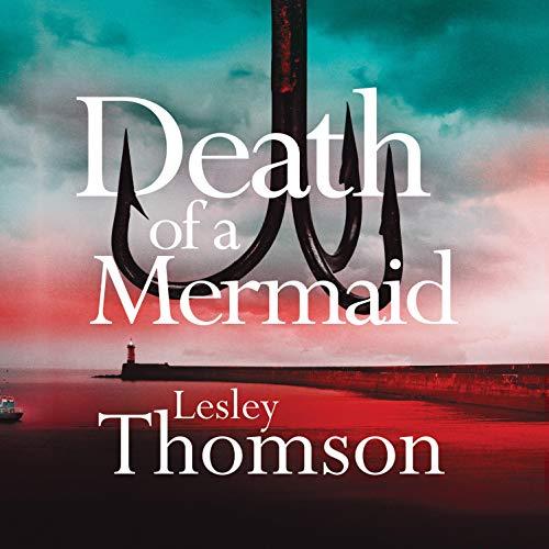 Death of a Mermaid audiobook cover art