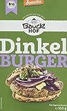 Bauckhof Dinkel Burger -