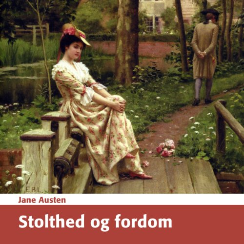 Stolthed og Fordom [Pride and Prejudice] cover art