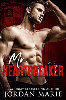 Mr. Heartbreaker : Black Mountain Academy by [Jordan Marie , Lori Jackson]