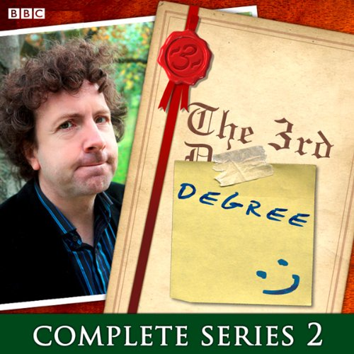 The 3rd Degree: Complete Series 2 cover art