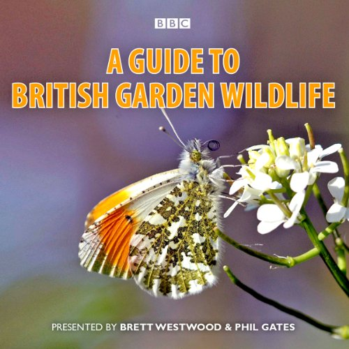 A Guide to British Garden Wildlife cover art