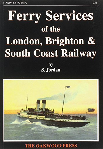Ferry Services of the London, Brighton and South Coast Railway