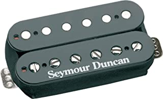 Seymour Duncan TB-11 Custom Custom Trembucker Pickup, Black Cover