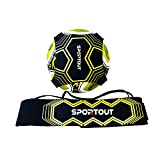 Sportout Kick Trainer, Soccer Training Aid, Perfect for Soccer Skills Improvement,Fit for Balls Size 3 4 5, Kids and Adult