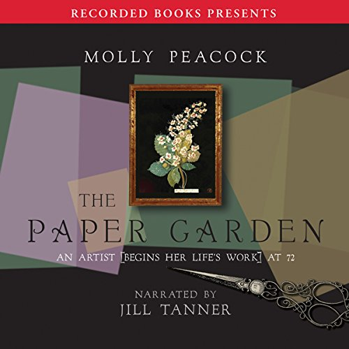 The Paper Garden audiobook cover art