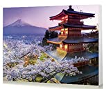 WOWDECOR Art Supplies Mount Fuji...