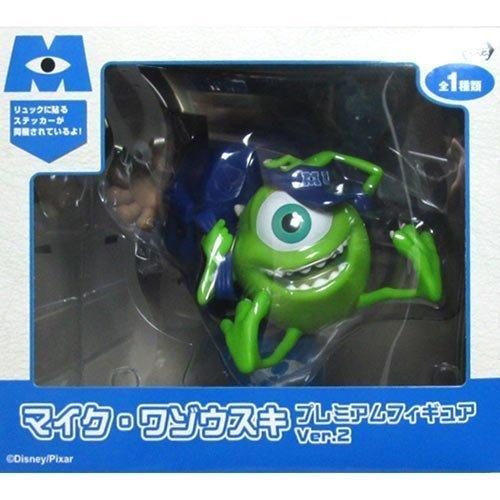 モンスターズユニバーシティ マイク・ワゾウスキ プレミアムフィギュア Ver.2