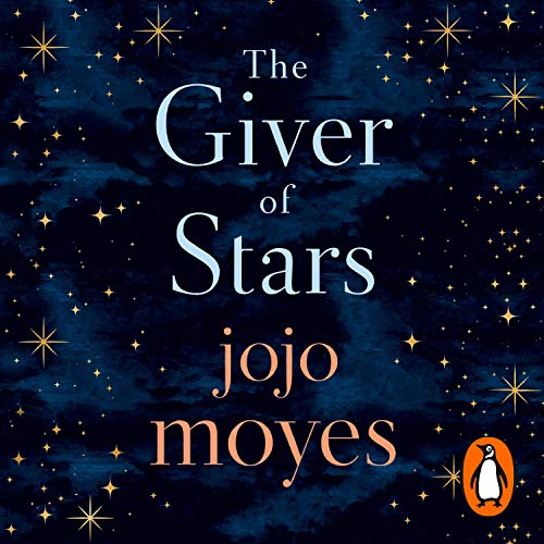 The Giver of Stars audiobook cover art