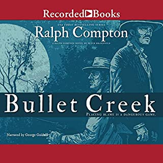 Bullet Creek                   Written by:                                                                                                                                 Ralph Compton,                                                                                        Peter Brandvold                               Narrated by:                                                                                                                                 George Guidall                      Length: 6 hrs and 9 mins     Not rated yet     Overall 0.0