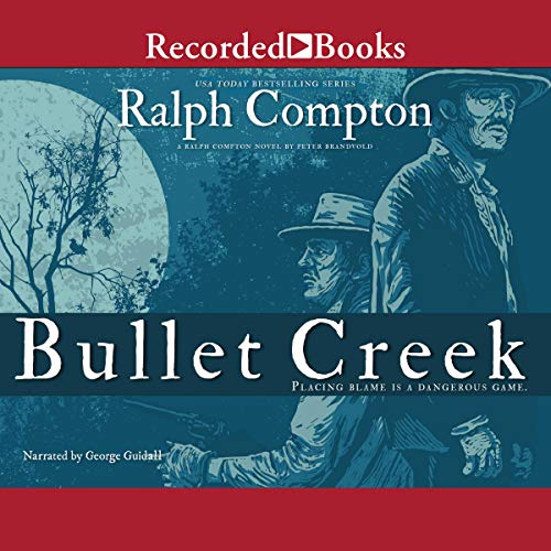 Bullet Creek audiobook cover art