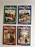 Pony Pals Box Set 1-4: I Want a Pony, A Pony for Keeps, A Pony in Trouble, Give Me Back My Pony