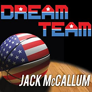 Dream Team audiobook cover art