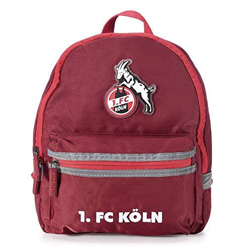 1. FC Köln Kinderrucksack Rucksack Bordeaux