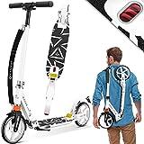 KESSER® Cityroller Scooter 205mm Räder PU Big Wheel - Pro-S...