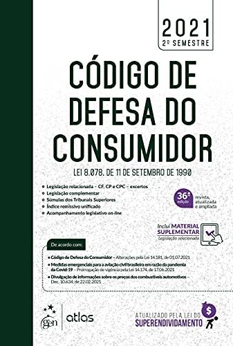 Código de Defesa do Consumidor - Lei 8.078, de 11 de Setembro de 1990