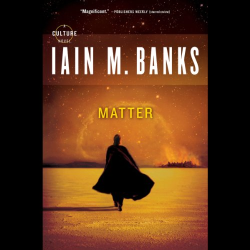 Matter     Culture, Book 8              Auteur(s):                                                                                                                                 Iain M. Banks                               Narrateur(s):                                                                                                                                 Toby Longworth                      Durée: 17 h et 58 min     16 évaluations     Au global 4,8