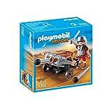 Playmobil - 5392 - Jeu - Légionnaire Romain + Baliste