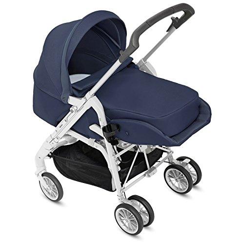 Inglesina Zippy Light–Kit da passeggino per neonati, colore: blu
