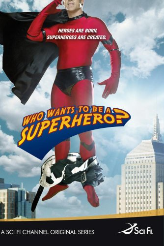 Who Wants to Be A Superhero? (2 DVD Set)