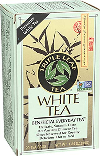 2. Triple Leaf Tea – White Peony Tea