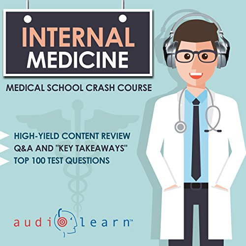 Internal Medicine audiobook cover art