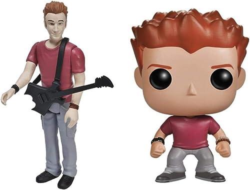 envío gratis Buffy The Vampire Slayer Oz Pop & Reaction Figure Figure Figure Bundle  Envío y cambio gratis.