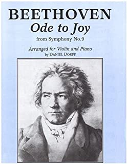 Theodore Presser Beethoven Ode to Joy (Violin)