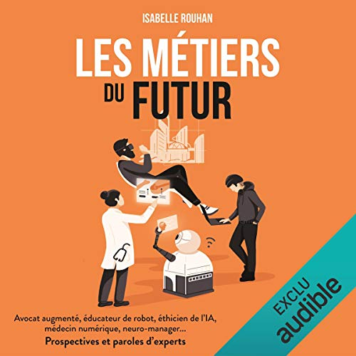 Couverture de Les métiers du futur