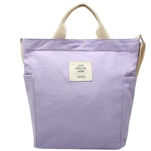 SGZBY Handtasche Canvas Bag Umhängetasche Messenger Bag Damen Canvas Bag Damen