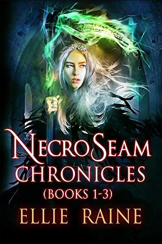 Book: NecroSeam Chronicles Boxed Set - A Sword and Sorcery Epic Fantasy by Ellie Raine