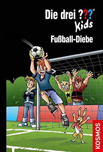 Die drei ??? Kids, 83, Fußball-Diebe