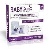 Babydoo Kit Embouts MX6One - Boîte de 6 Kits