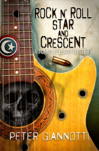 Rock N' Roll Star and Crescent (A Tommy O'Leary Mystery) (English Edition)