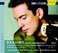 Brahms And His Contemporaries Vol. 2 (Moser) by Brahms/Strauss/Herzogenberg (2008-05-13)